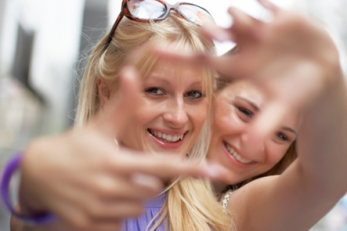Female friendships are shown to reduce stress levels, as well as the incidence of physical impairments.