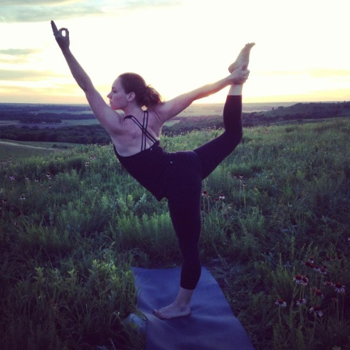 Jessa Baxter Voos, Orange Sky Yoga